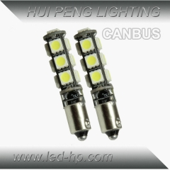 BA9S-13SMD-5050 CANBUS