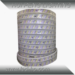 Newest 2835 276leds/m 110V/220V led strip