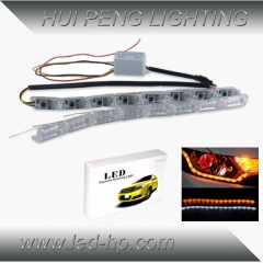 Running LED DRL+Turning Signal Light