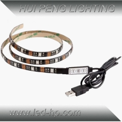 5V led strip with USB plug (TV Back Light)