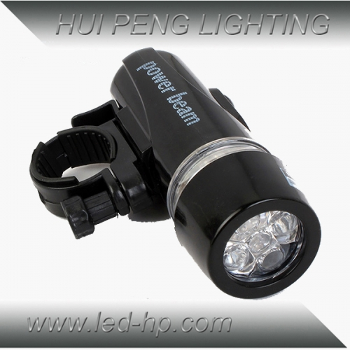 5leds Bicycle front light