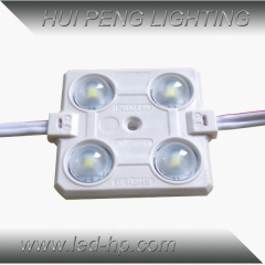 4SMD 2835 with lens