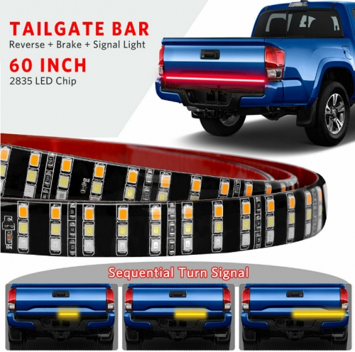 60inch 150cm 3 colors Tail Light