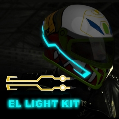 Motorcycle Helmet Light EL