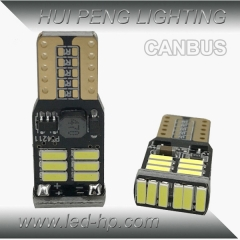T10 18SMD 4014 SILICONE CANBUS