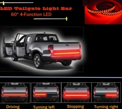 Pickup tail light Red