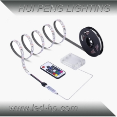 5V led strip with battery box